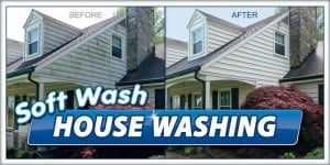 House washing by Extreme in Pasadena, MD