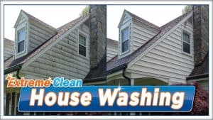 Pressure washing in Pasadena, MD by Extreme Clean Power Washing