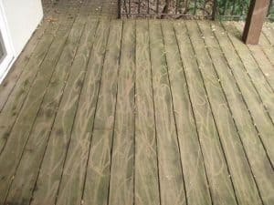 Pressure washing damage in Annapolis, MD