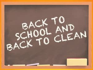 Back to School and back to clean with Extreme Clean Power Washing Services